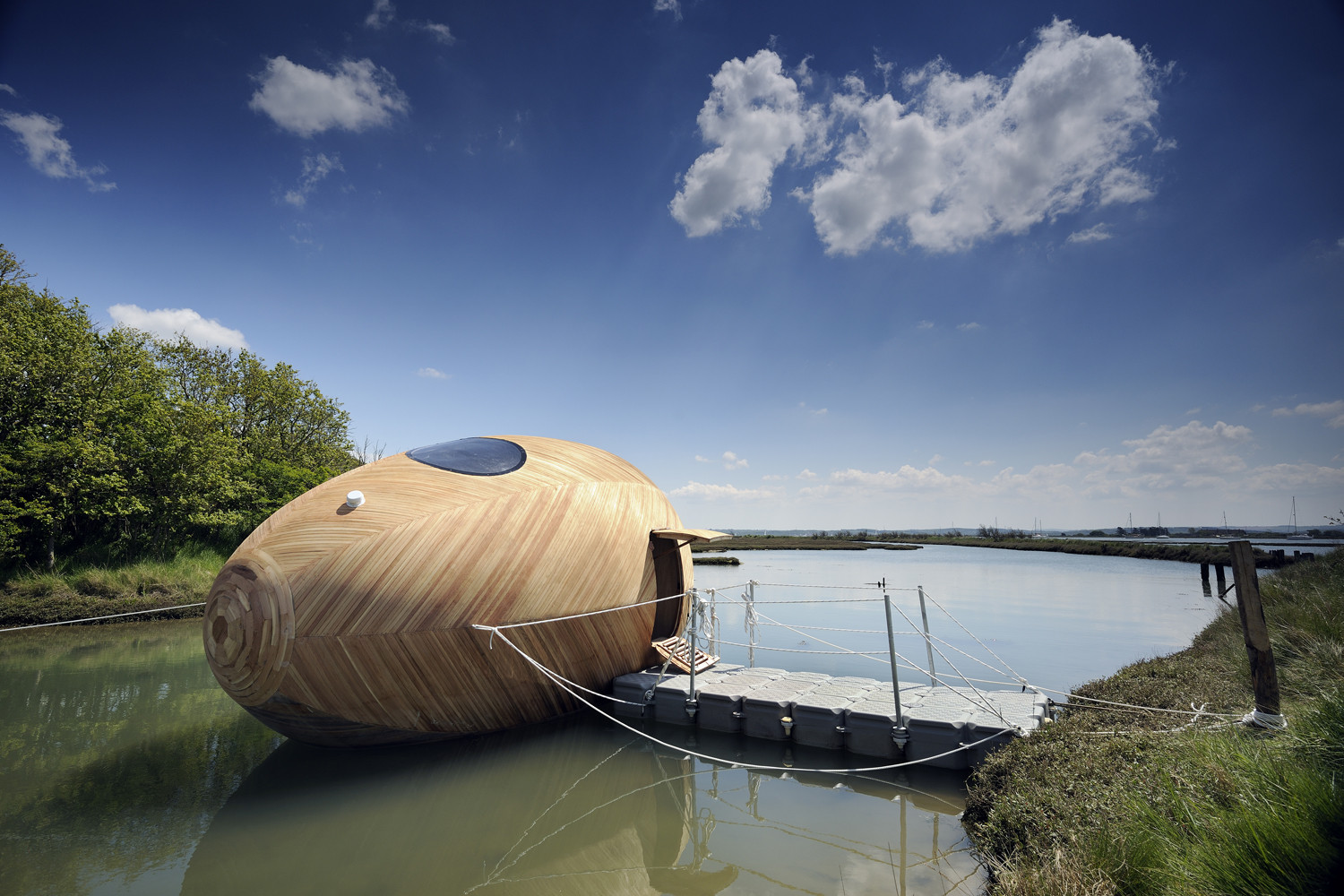 Get Inspired with Floating Architecture!