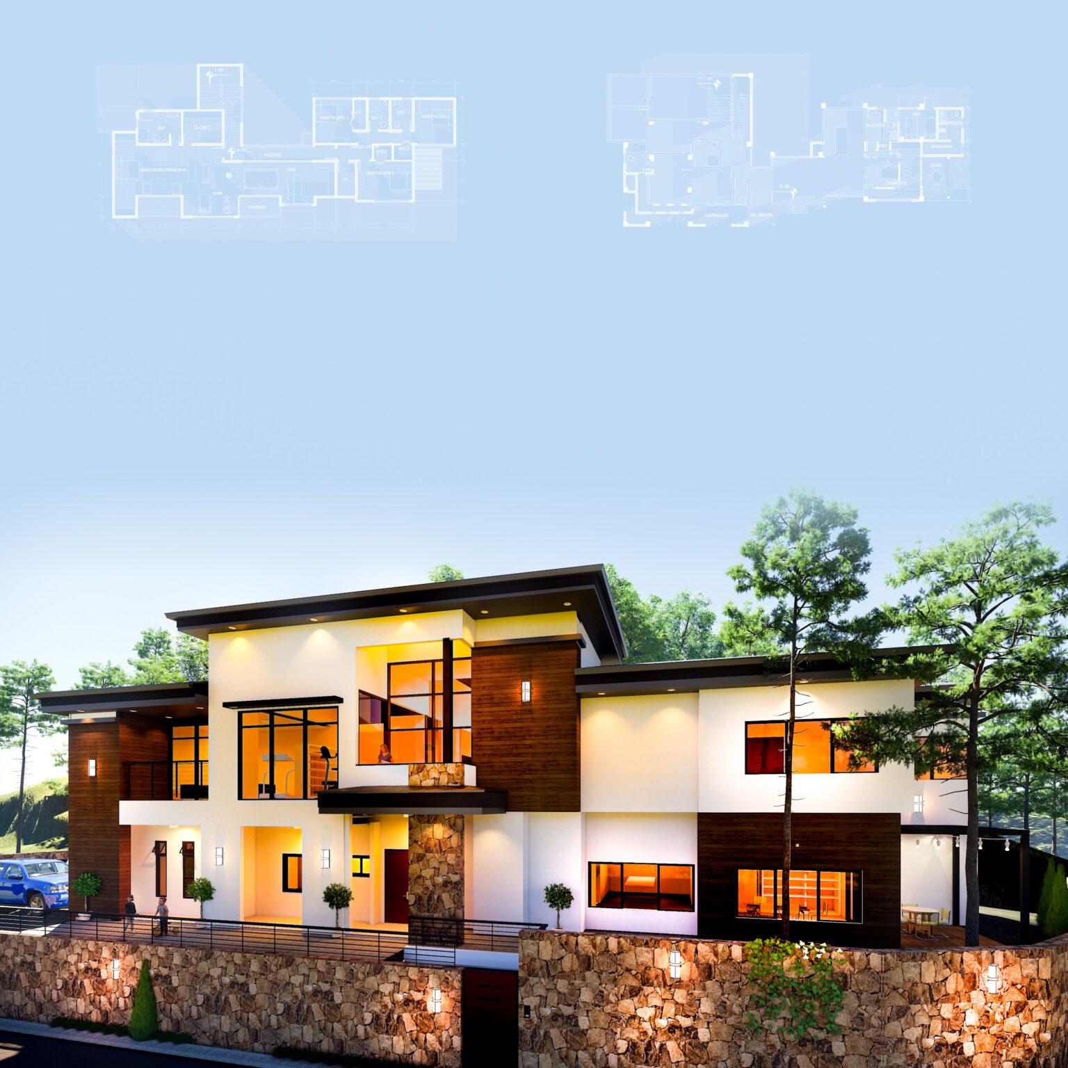 Zarabanda House / Esdras Castell