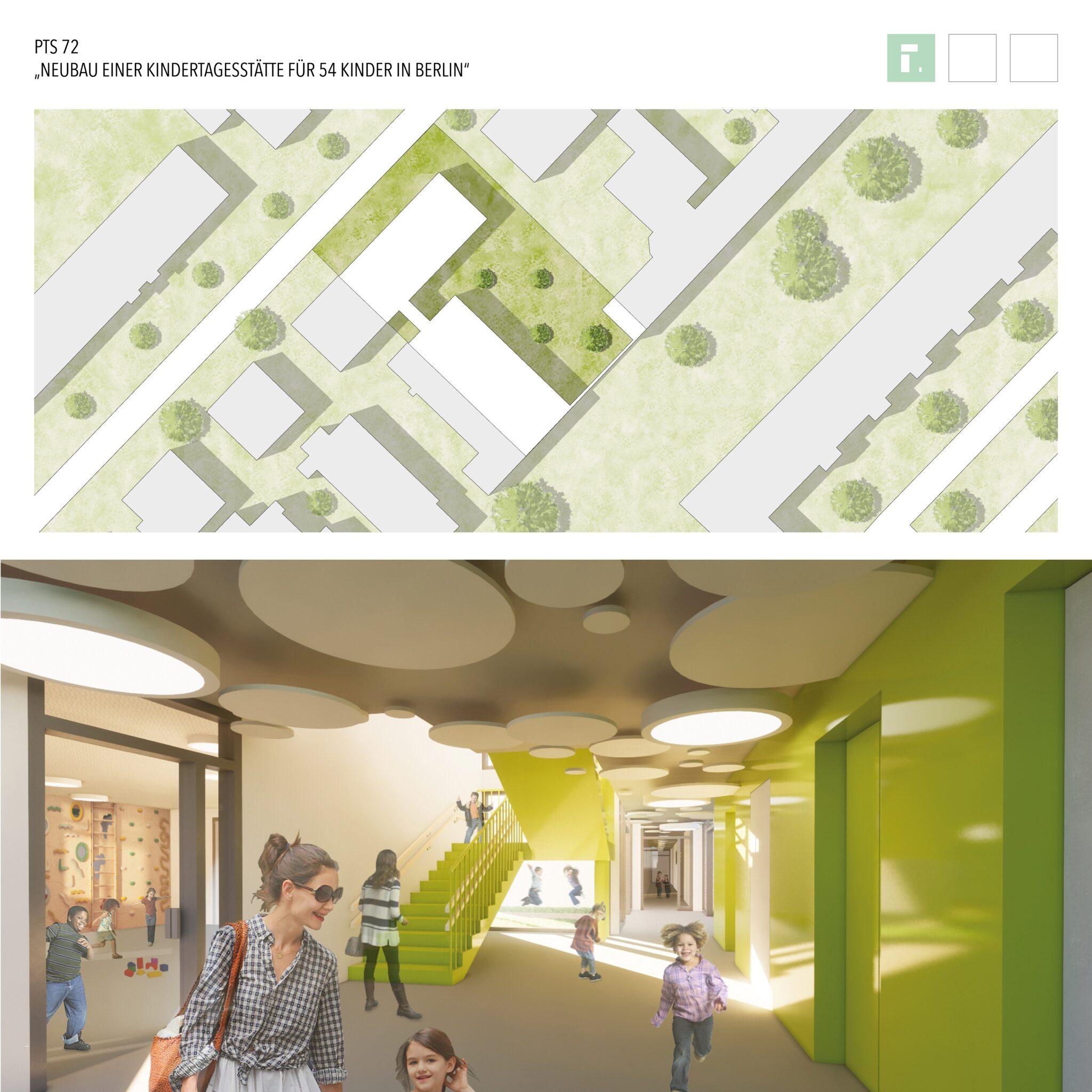 Kindergarten / BAUWEISE Architektur
