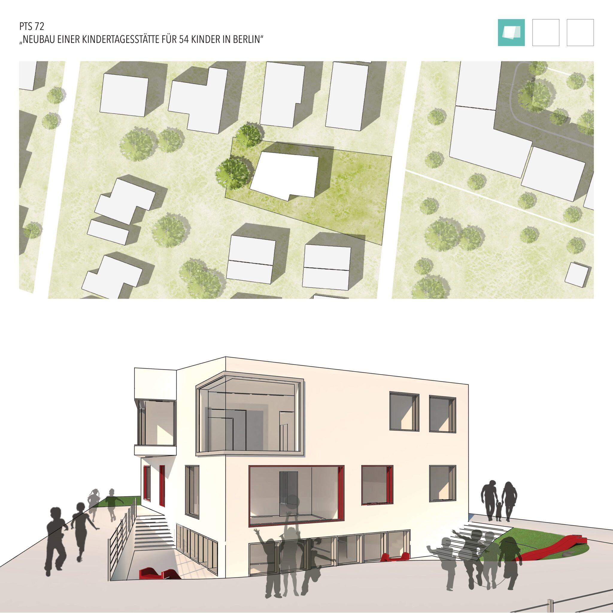 Popular Sculpture – Kindergarten / BAUWEISE Architektur