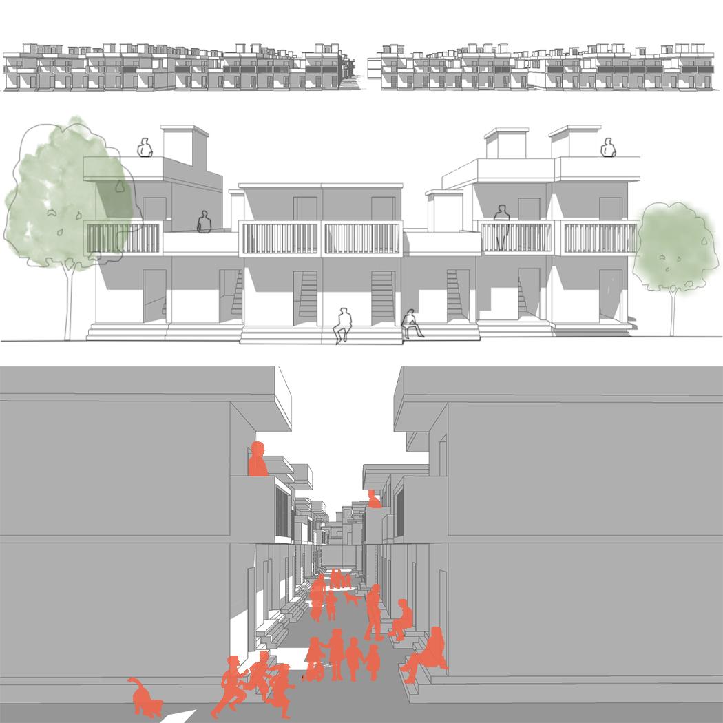 Urban Village Development / Adriel Khan