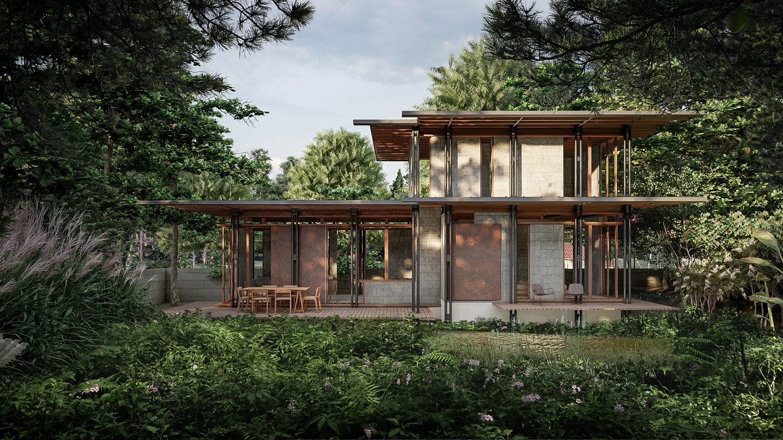 Botanist House / VTV Architecture
