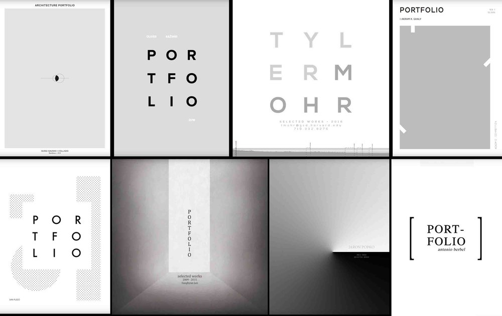 5 Things to Consider Before Designing Your Portfolio