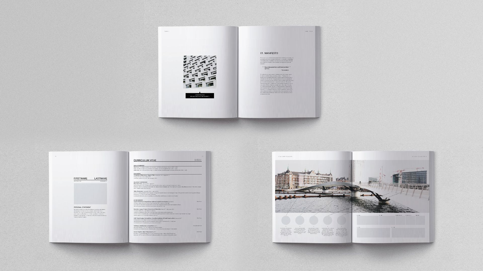 Why is the Architectural Portfolio Important for the Architects?