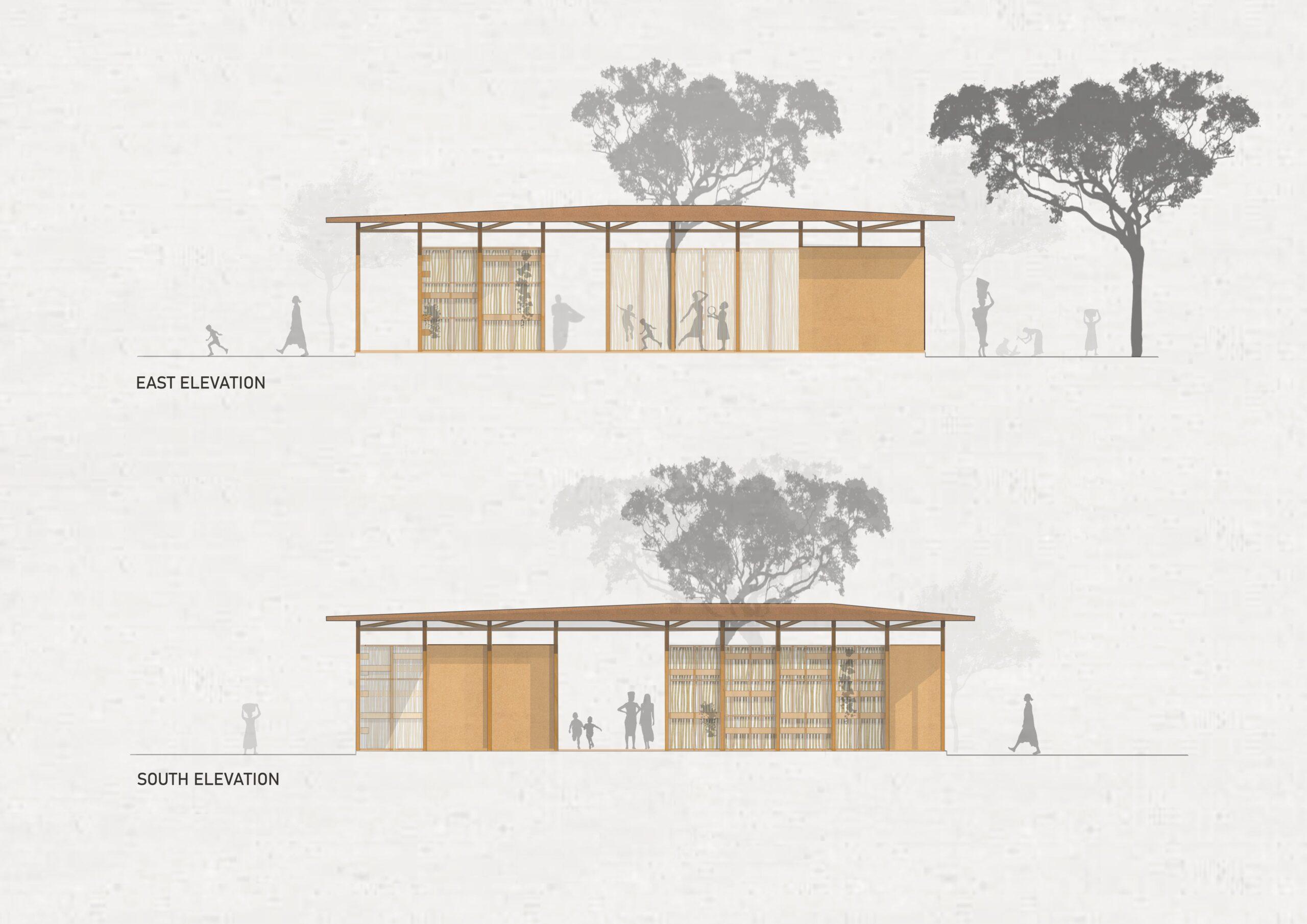 Duafe House – Womens's House /